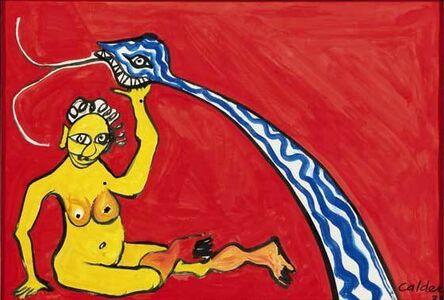 Alexander Calder, 'Eve', 1973
