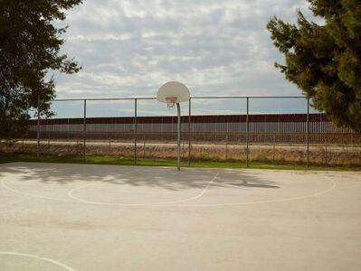 Richard Misrach, 'Playground, Gadsden, Arizona/Patio, Gadsden, Arizona', 2014