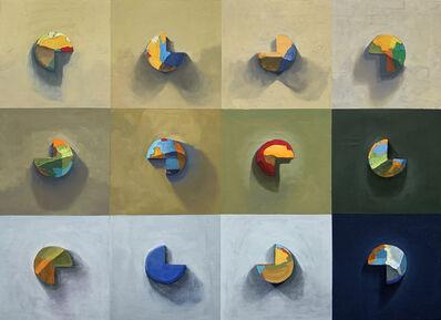 Francois Vincent, 'Douze mois d'automne', 2020