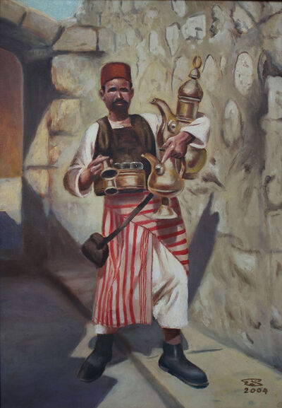 Baha' Boukhari, 'Suess Vendor', 2004