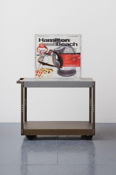 Zak Kitnick, 'Hamilton Beach (62637 SoftScrape+++++)', 2014
