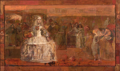 Mersad Berber, 'Hommage à Velázquez', 1999
