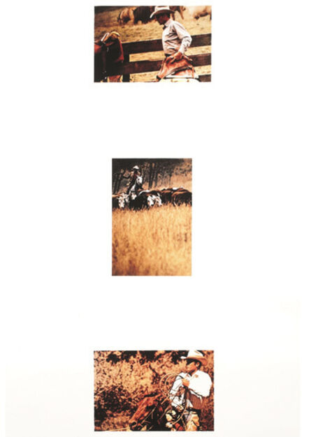 Richard Prince, 'Untitled (from Cowboys & Girlfriends)', 1992