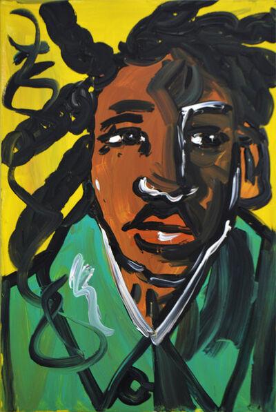 Jeffrey Spencer Hargrave, 'Afro Mao Zedong ', 2018