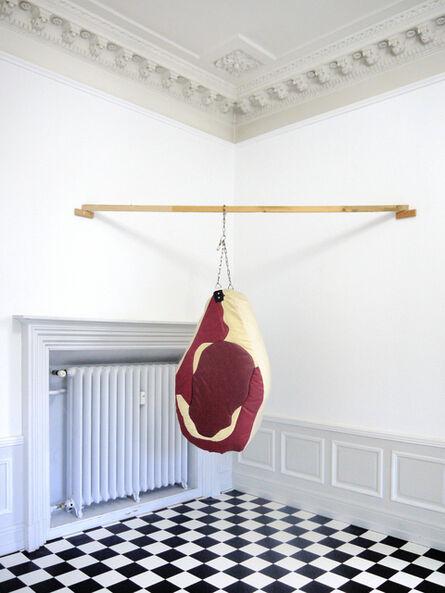 Florian Auer, 'Punshing Bag', 2015