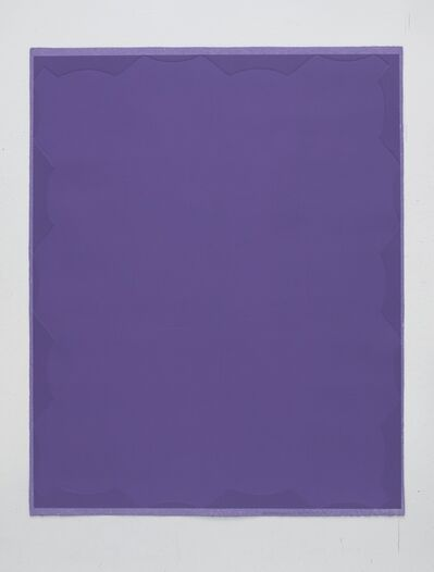Wu Shanzhuan & Inga Svala Thórsdóttir, '4 X 5 Perimeter of Little Fat Flesh - Purple', 2013