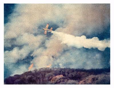 John Huggins, 'Brushfire #2, Malibu', 2007
