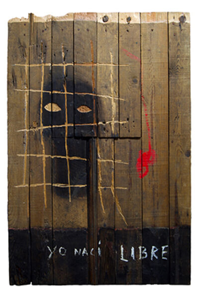 Juan Roberto Diago, 'Yo Naci Libre (I Was Born Free)', 2009