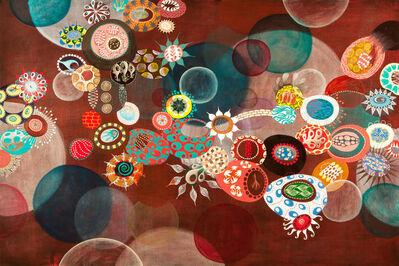 Melinda Hackett, 'Aubergin', 2012