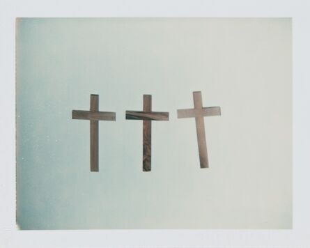 Andy Warhol, 'Polaroid Photograph of Crosses', 1982
