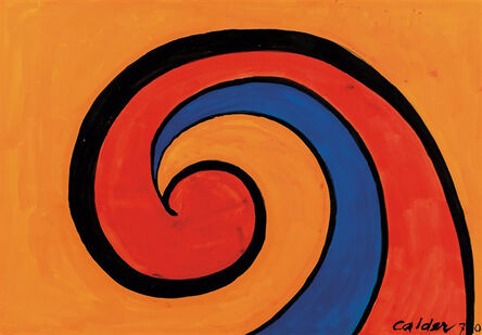 Alexander Calder, 'Osaka', 1970