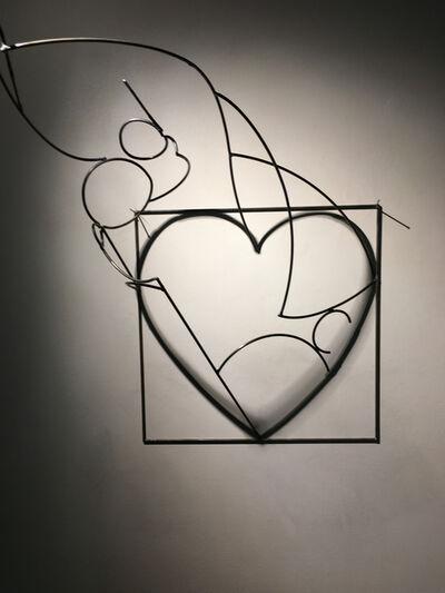 Larry Kagan, 'Beating Heart', 2019