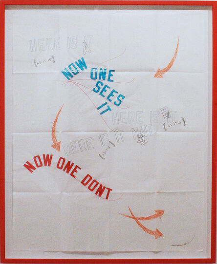 Lawrence Weiner, 'Untitled', 2014