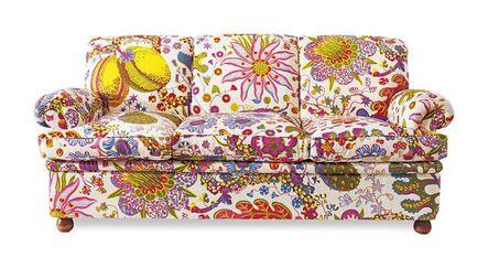 Josef Frank, 'Sofa, fabric covering Brazil, ', 1929