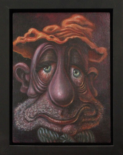 Gregg Gibbs, 'Psycho #4', 2009