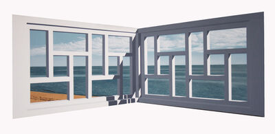 Warner Friedman, 'Cartesian Sea', 2020