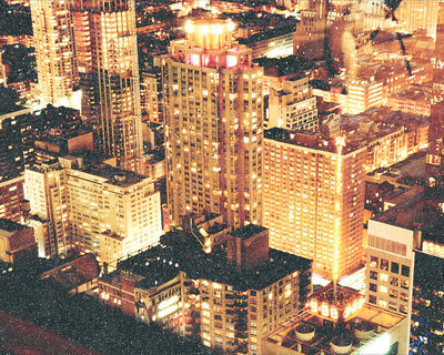 David Drebin, 'Gold City', 2021