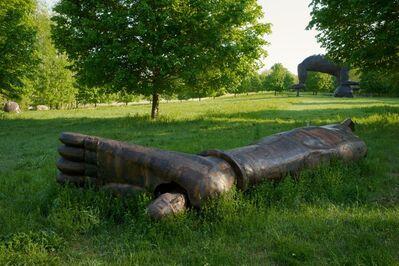 Zhang Huan, 'Head from Buddha Foot', 2006