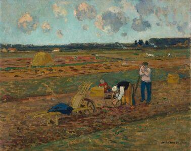 Jules Adler, 'In The Fields'