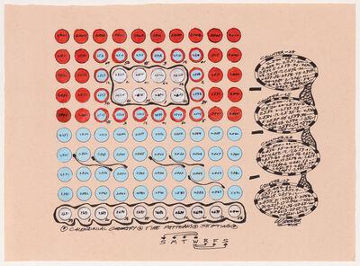 George Widener, 'Untitled (Calendrical Geometry)', 2015