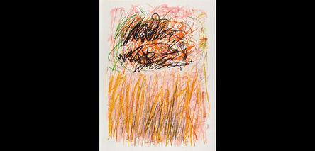 Joan Mitchell, 'Flower I', 1981