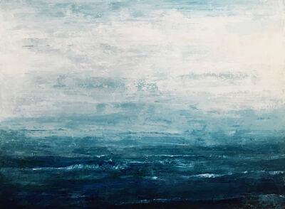 Donna McGinnis, 'Winter Seas', 2020