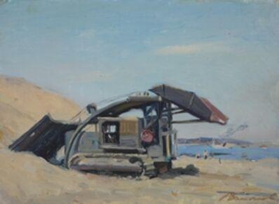 Aleksandr Timofeevich Danilichev, 'Wheat', 1952