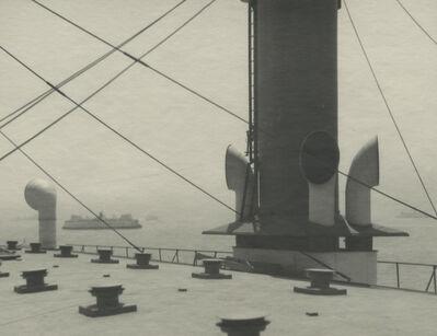 William Dassonville, 'Ship Deck', ca. 1925