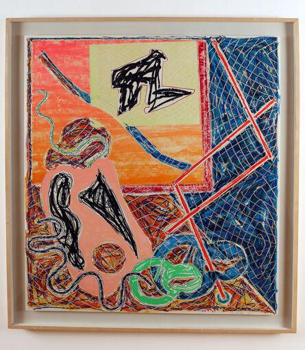 Frank Stella, 'Frank Stella Shards I', 1982