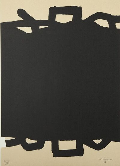 Eduardo Chillida, 'Untitled', ca. 1999