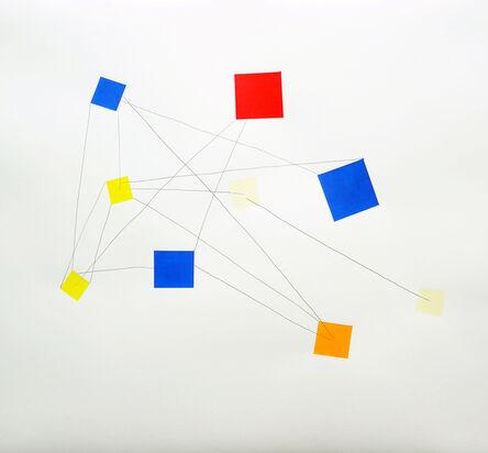 Galia Eibenschutz, 'Prototipos de movimiento con props (1)', 2016