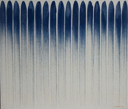 Lee Ufan, 'From Line No.82012-2', 1982