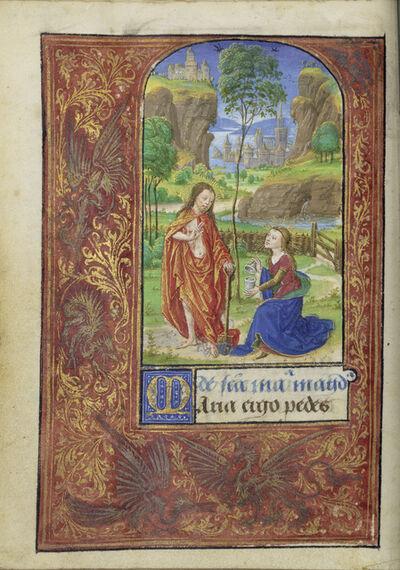 Lievan van Lathem, 'Noli me tangere', 1469