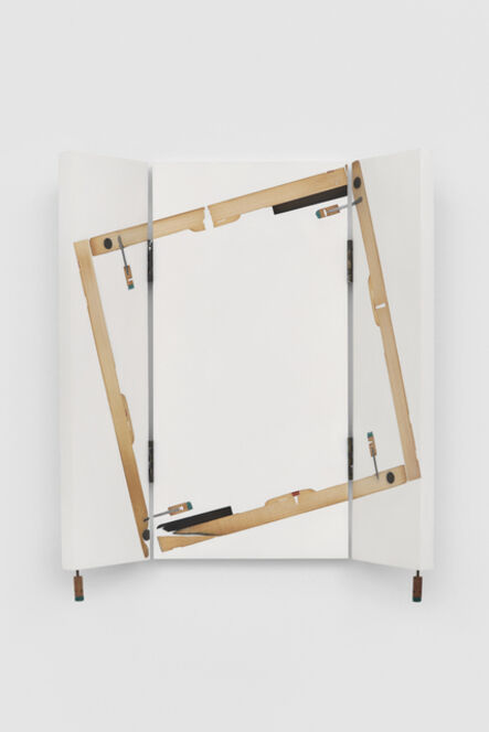 Oliver Beer, 'Recomposition (Four Piano Keys)', 2020