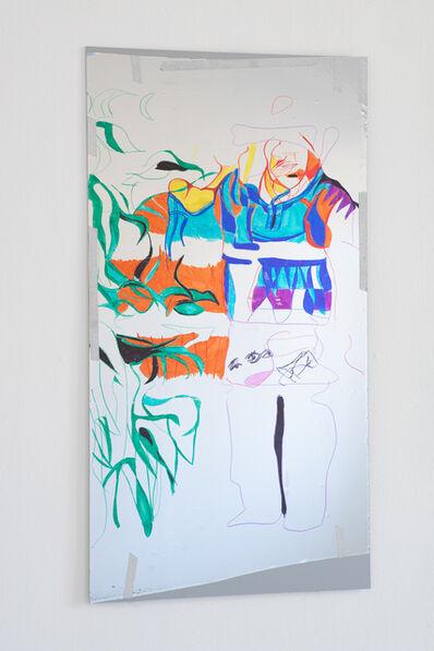 Keren Cytter, 'Self-portrait I', 2018