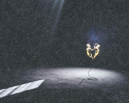 David Drebin, 'Heart On Stage', 2021