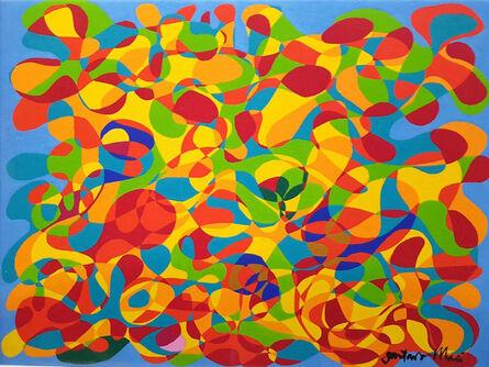Gustavo Muci, 'The Flower of Life II', 2017