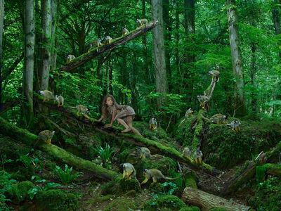 Julia Fullerton-Batten, 'Marina Chapman, Columbia', 2015