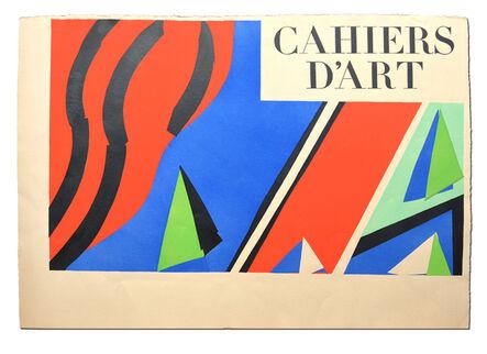 Henri Matisse, 'Cahiers d'Art, nos. 3-5, edition deluxe', 1936