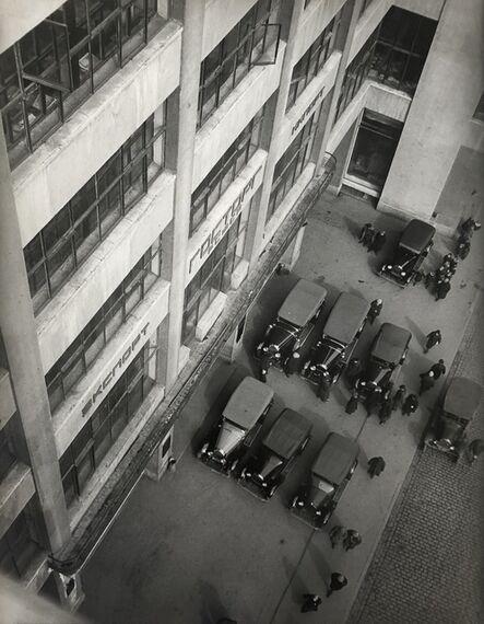Arkady Shaikhet, 'First Soviet Cars for Export', 1932