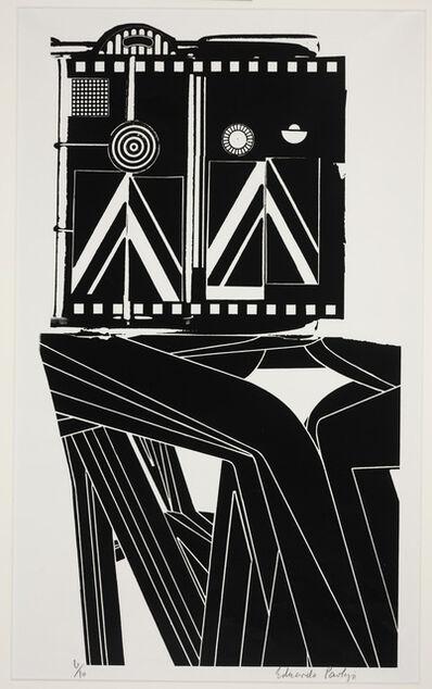 Eduardo Paolozzi, 'Girot', 1964