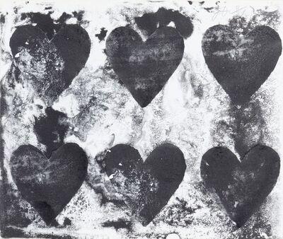Jim Dine, 'Dutch Hearts', 1970