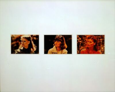 Richard Prince, 'Untitled (Three Women Looking in the Same Direction)', 1979-1980