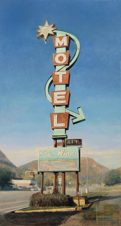 Jason Kowalski, 'Four Winds Motel', 2018