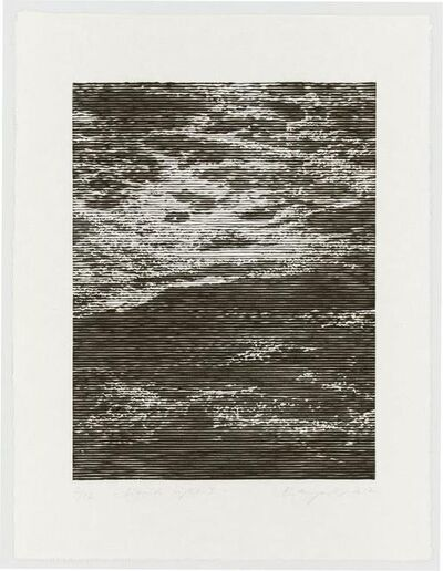 Christiane Baumgartner, 'Liquid Light I', 2017