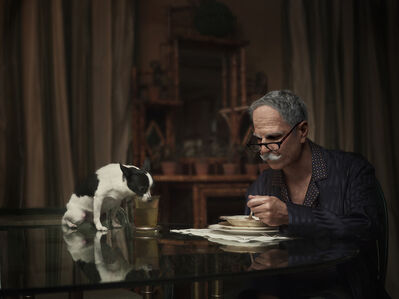 """Phillip Toledano, '""""Dogs Dinner"""" from the series, Maybe', 2014"""
