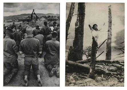 "Murray Moss, 'TQ 23/24: Mass, Dak To/The Modern ""Calvary""', 1966/1918"
