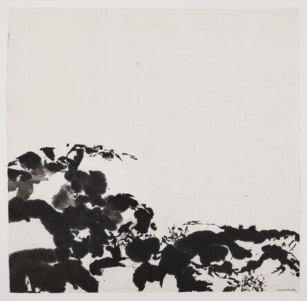 Zao Wou-Ki 趙無極, 'Untitled', 1980