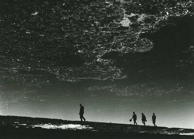Ernie Luppi, 'Reflection, Sutro Baths', 2003