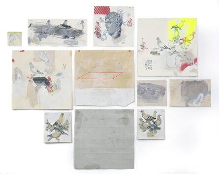 Daniel Bilac, 'Monumento ruína n. 03 - O perímetro ', 2014